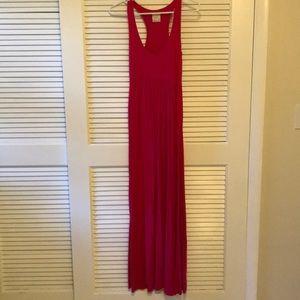 Women's boutique brand maxi dress